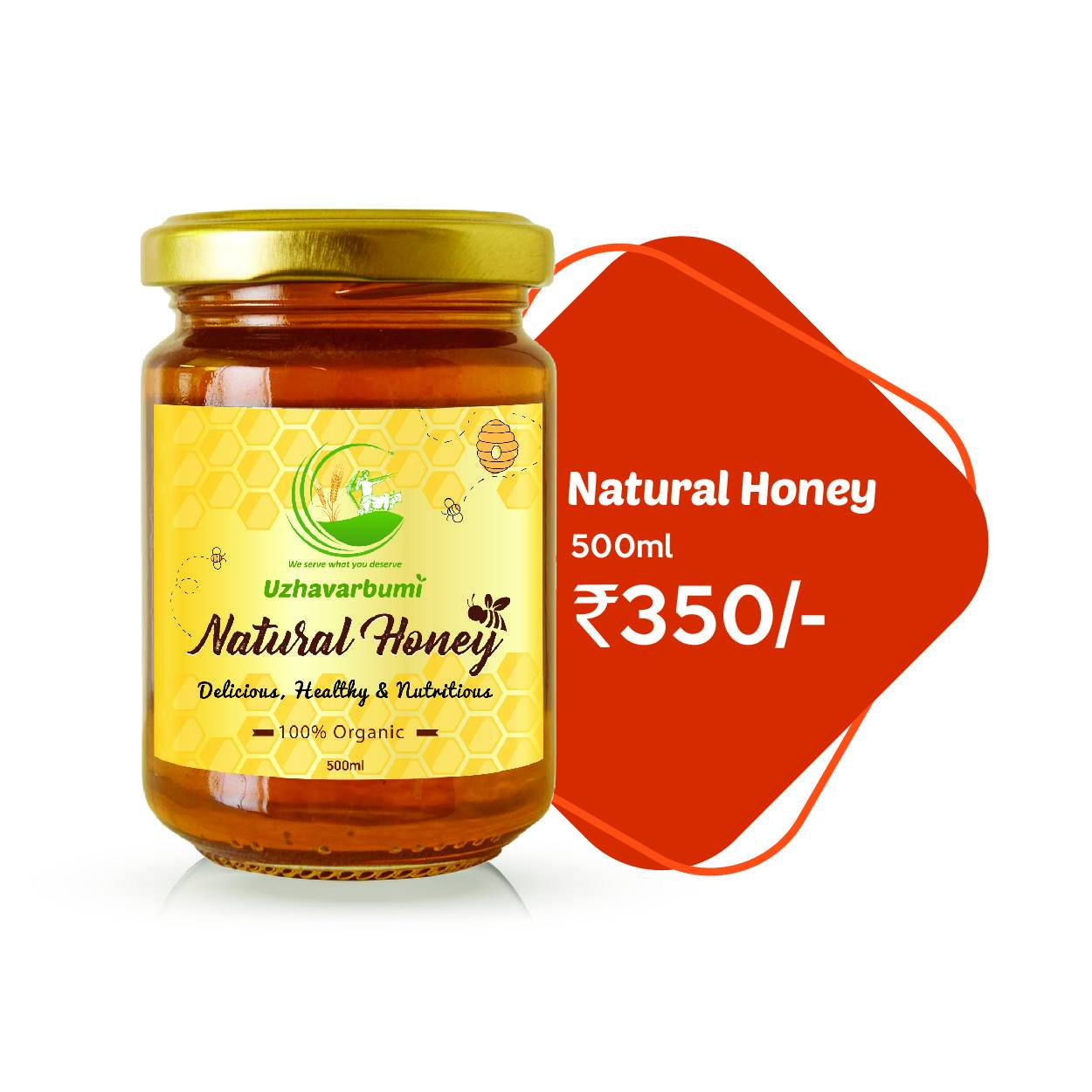 UzhavarBumi's Natural Honey